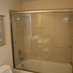 Guest Bath Shower Enclosure